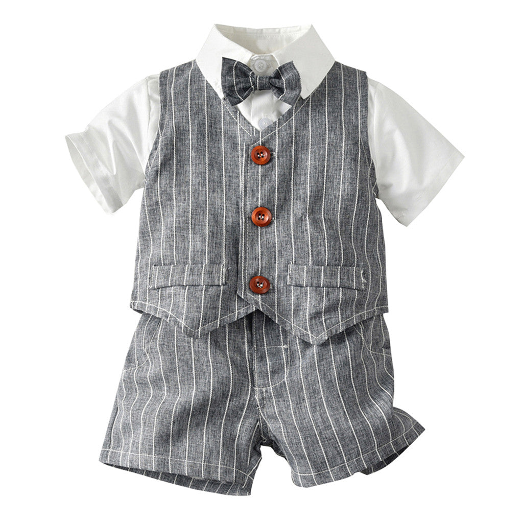 Summer Cute Baby clothes Toddler Baby Boy - Be Imperial