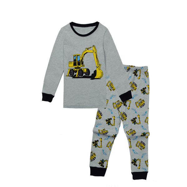 Summer Cute Children Kid Baby Boy Clothing Toddler