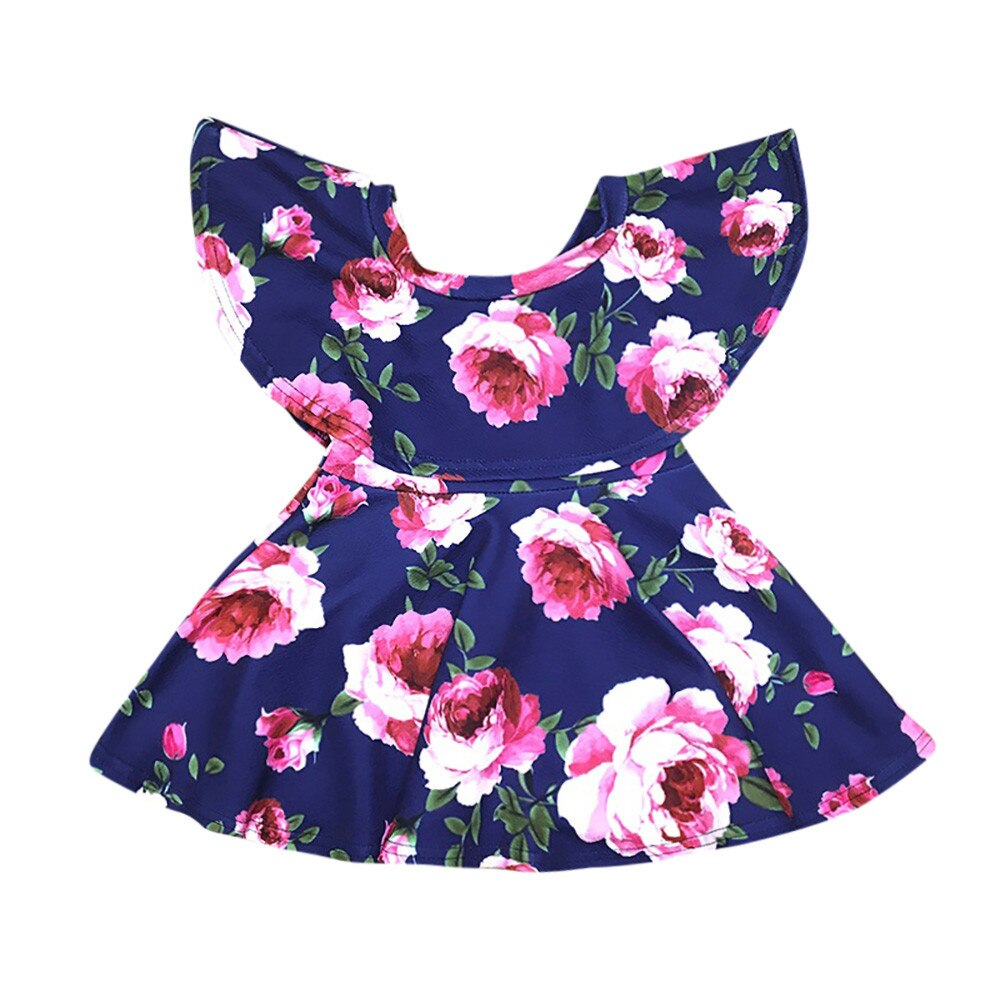 Toddler Baby Girls Dress Summer Clothing - Be Imperial