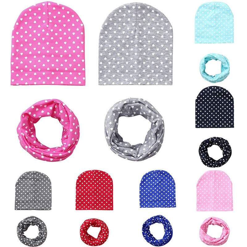 Toddler Baby Hat Autumn Winter Baby Girls Boys Hat - Be Imperial