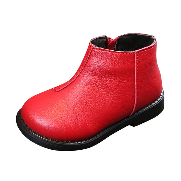Toddler Infant Kids boots Baby Boys Girls Fashion - Be Imperial