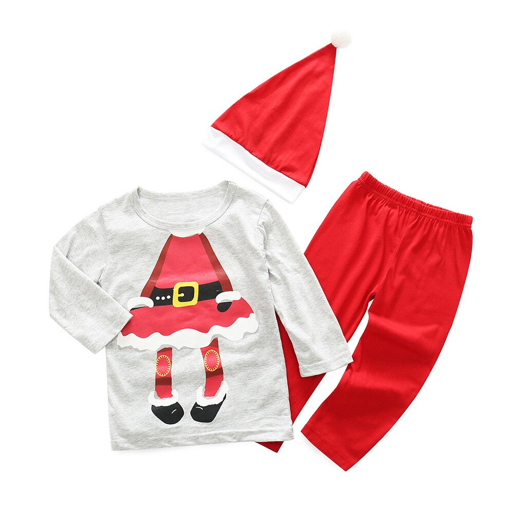 Toddler Kids Baby Boys Girl Cartoon Christmas Xmas - Be Imperial