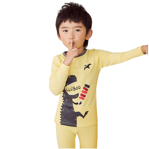 Toddler Kids Baby Boys Girls Pajamas Cartoon