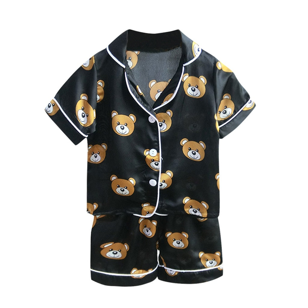 Toddler Kids Baby Boys Girls clothes set Cartoon - Be Imperial