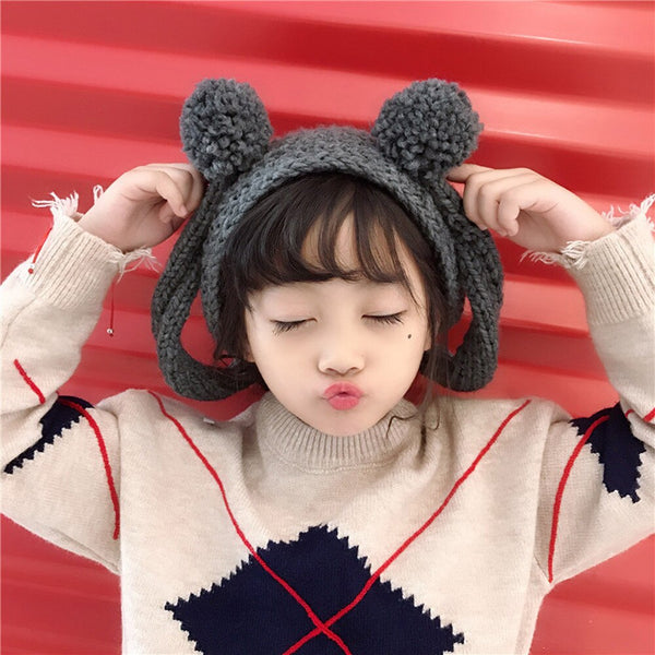Toddler Kids Baby Hat Girls Boys Infant Warm - Be Imperial