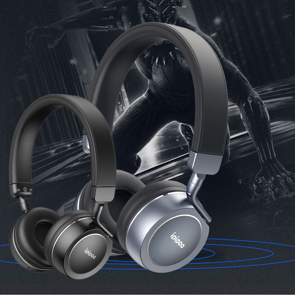 Wireless Headphones Bluetooth Headset Noise