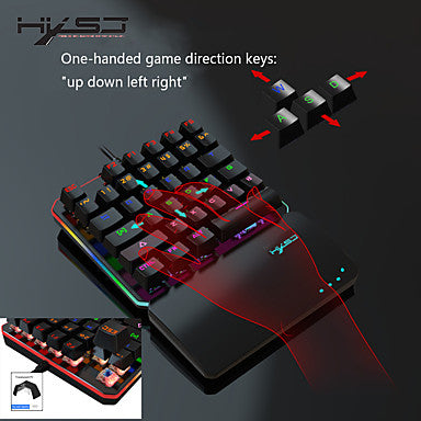 Gaming Keyboard Mini Size