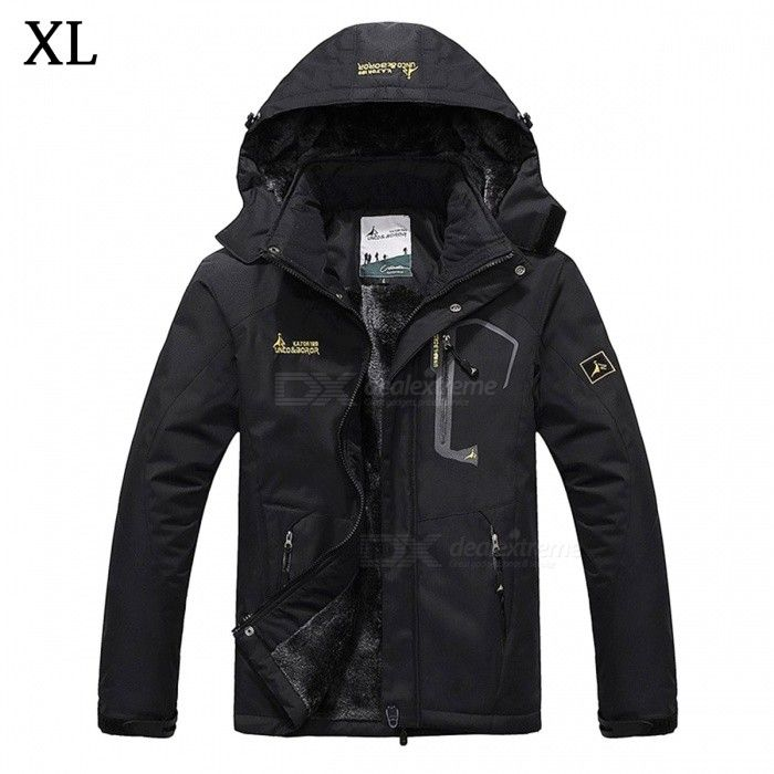 Winter Windproof Men's Jacket
