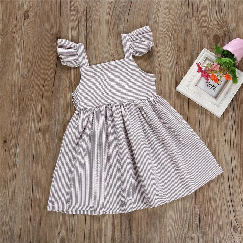 Toddler Girl Dresses Baby Summer Clothes