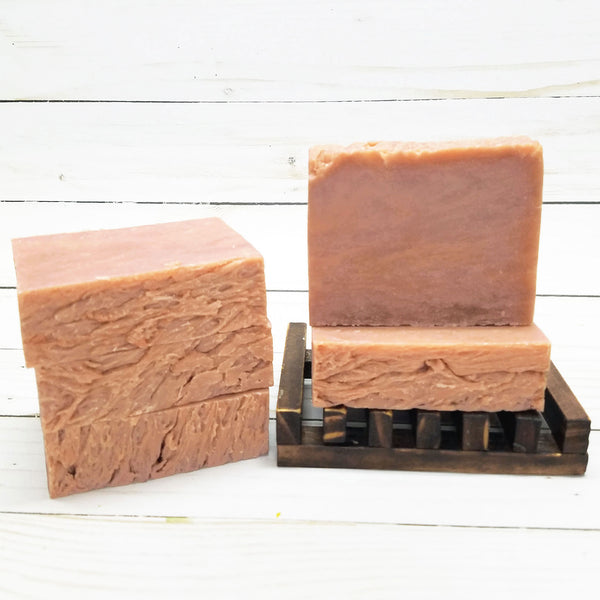 Honeysuckle & Sugar Handmade Soap - Be Imperial