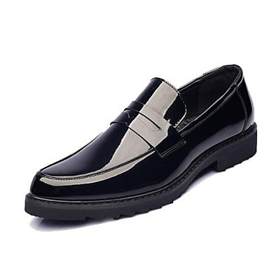 Men's Formal Shoes Patent Leather