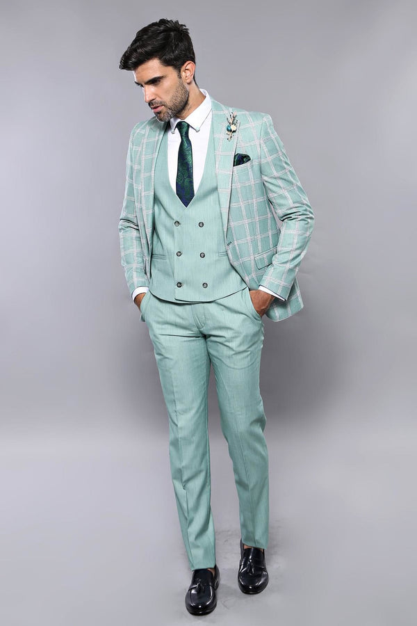 Light Green Suit