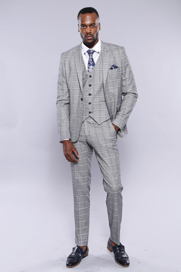 Grey Men's Suit