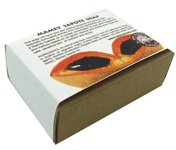 Mamey Sapote Soap. Natural SLS Free.