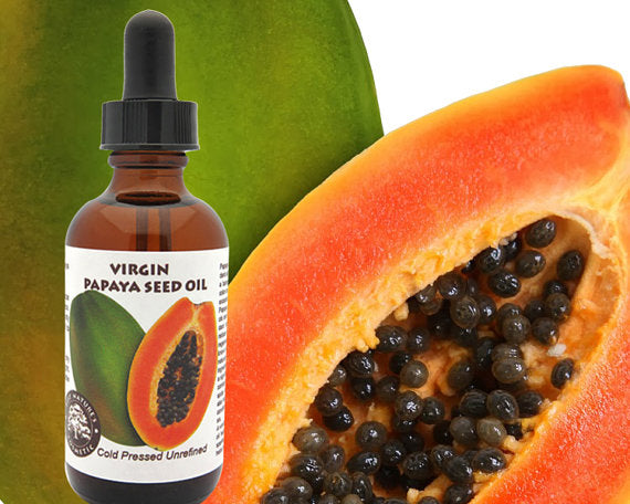 Virgin Papaya Seed Oil (undiluted, cold pressed, - Be Imperial