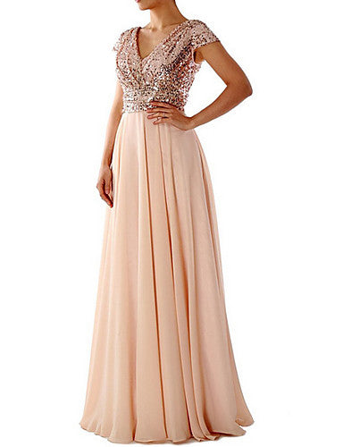 Women's Party  Maxi  Dress