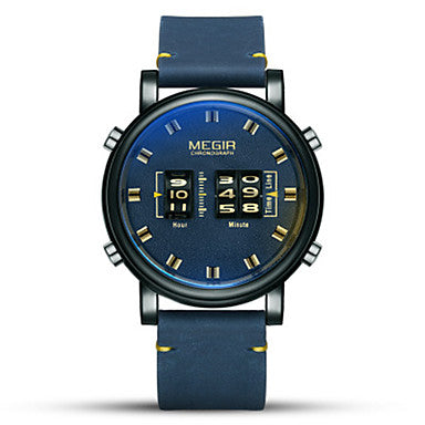 Men's Sport Watch Quartz Sporty
