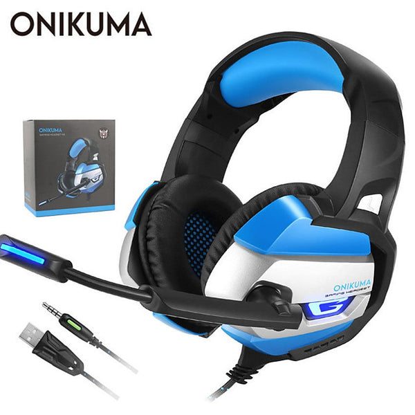 Gaming Headset  Stereo with Microphone