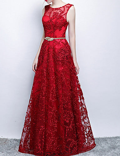Luxurious Dress with Beading