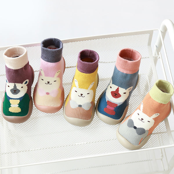 winter Cute Cartoon Newborn Baby Sock Baby Boys - Be Imperial