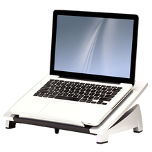 Load image into Gallery viewer, Fellowes® Laptop Riser - Office Suites with laptop