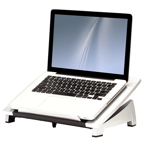 Fellowes® Laptop Riser - Office Suites with laptop