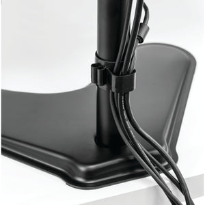 Fellowes® Monitor Arm - Professional Series - Freestanding Mount - Dual Stacking