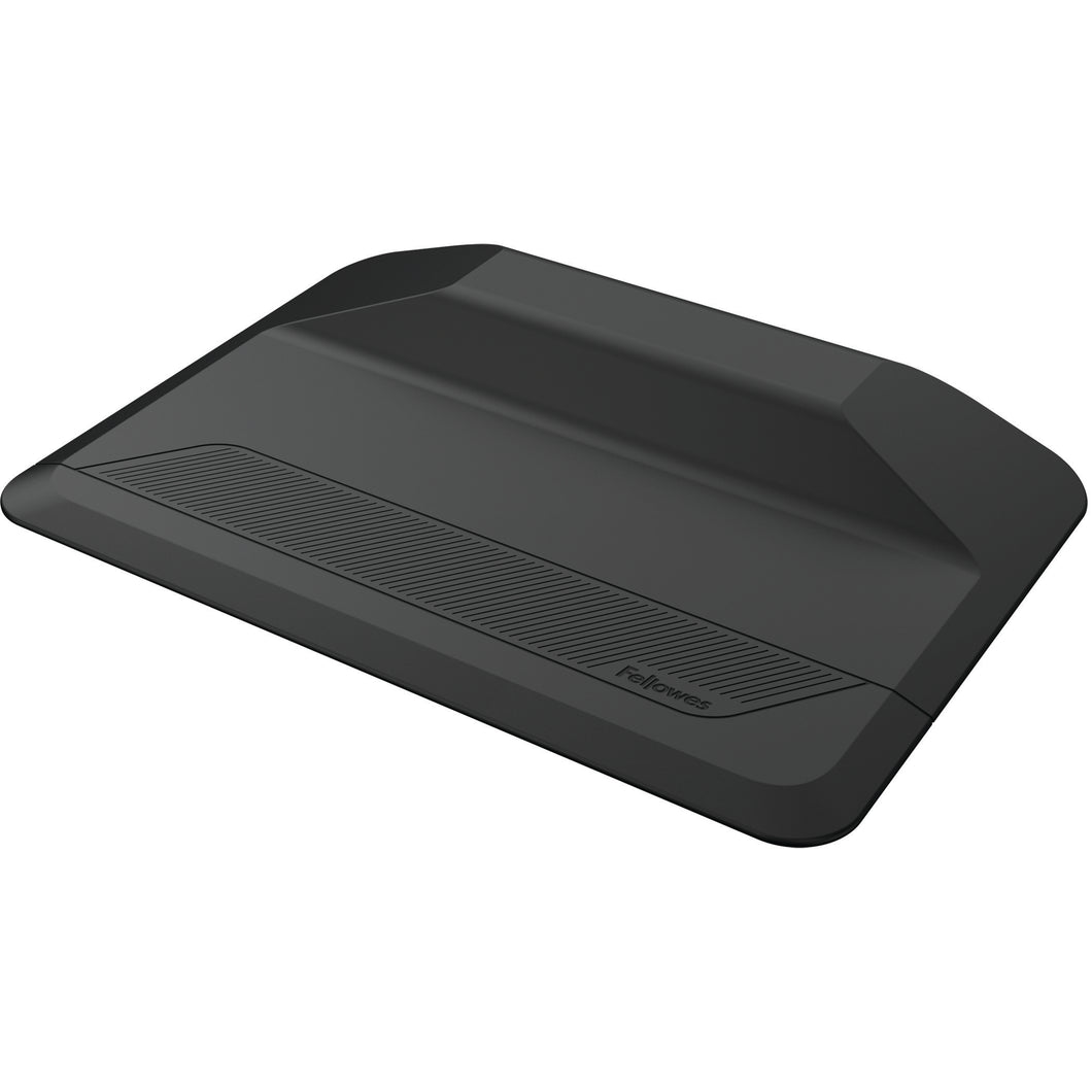 BUY FELLOWES® SIT STAND MAT - ACTIVEFUSION 8707102 with FREE SHIPPING left view Affordable and Quality