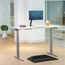 Load image into Gallery viewer, BUY FELOOWES Levado Height Adjustable Desk FREE SHIPPING 8949401. Standing desk/sit stand desk/stand up desk available with white table tops.