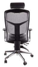 Load image into Gallery viewer, Mesh Deluxe Pro Leather Seat Executive Chair