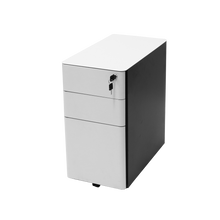 Load image into Gallery viewer, Eternity Slimline Mobile Pedestal