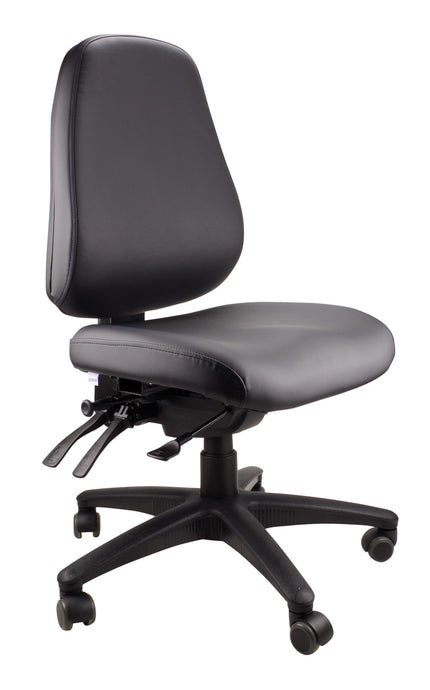 Endeavour 103 PU Medium Back Task Chair