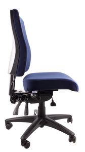 Buy Quality Ergo Air Ergonomic Office Desk Chair Now with FREE SHIPPING Navy