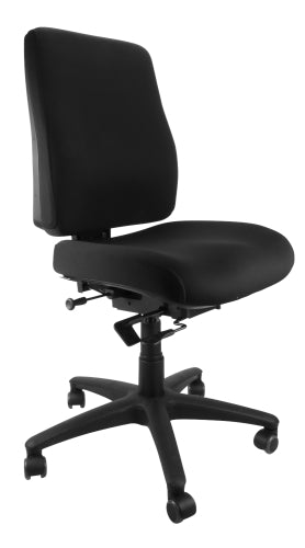 Buy Ergo Synchro Ergonomic Office Desk Chair now with FREE SHIPPING Black
