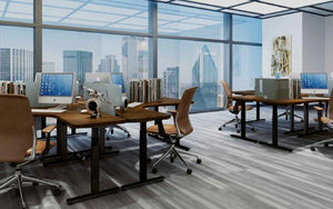 Buy Infinity 2 Stage Leg 3 Motor 4 Memory Electric Height Adjustable Desk Office Desk white, grey or black desk frame with a white or beech melamine desk top with bluetooth. Desks for Backs. Shop online home & office ergonomic furniture and supplies. Standing desks, stand up desk, office workstation, office furniture, sit & stand desks. Office Portfolio