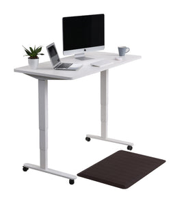 Buy Rapid Refresh Mat FREE SHIPPING RRM BL Use the Rapid Refresh mat in the standing position with any height-adjustable workstation for ultimate comfort, with massage points and moulded areas on mat promoting blood circulation. Available in black: Perfect to use with any height adjustable workstation when standing.