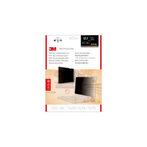"BUY 3M  PF121W1B Black Privacy Filter 12.1"" FREE SHIPPING"