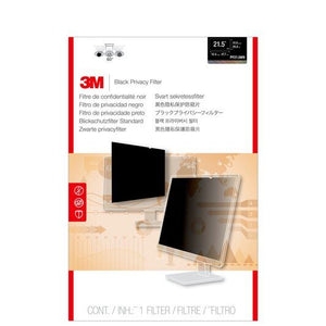 "BUY 3M  PF215W9B Black Privacy Filter 21.5"" Widescreen FREE SHIPPING"