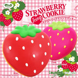 Strawberry Icing cookies