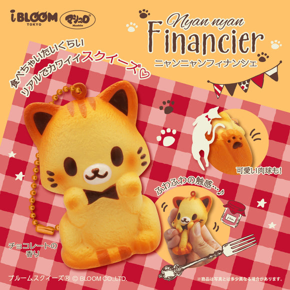 Nyan nyan Financier