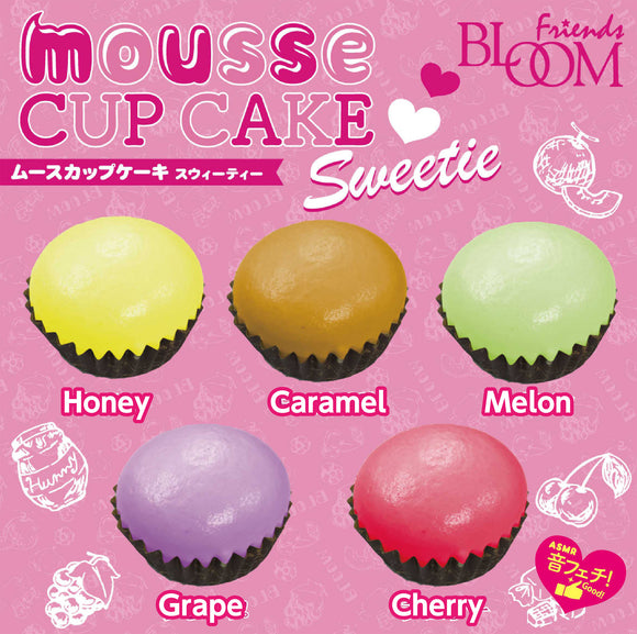 Mousse Cup Cake Sweetie
