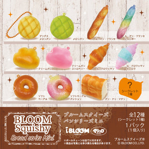 Bloom Squishy Bread Series Mini