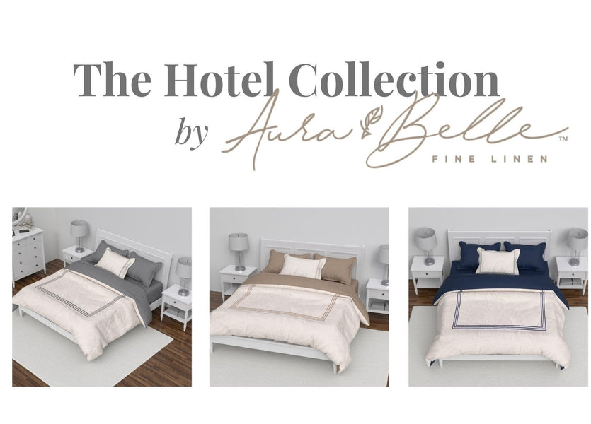 4 Reasons Why you Should Pre-order Our Hotel Collection