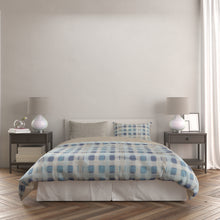 Load image into Gallery viewer, Checkered Duvet Set
