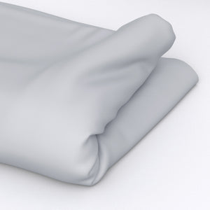 Light Grey Fitted Sheet- 300 Thread Count
