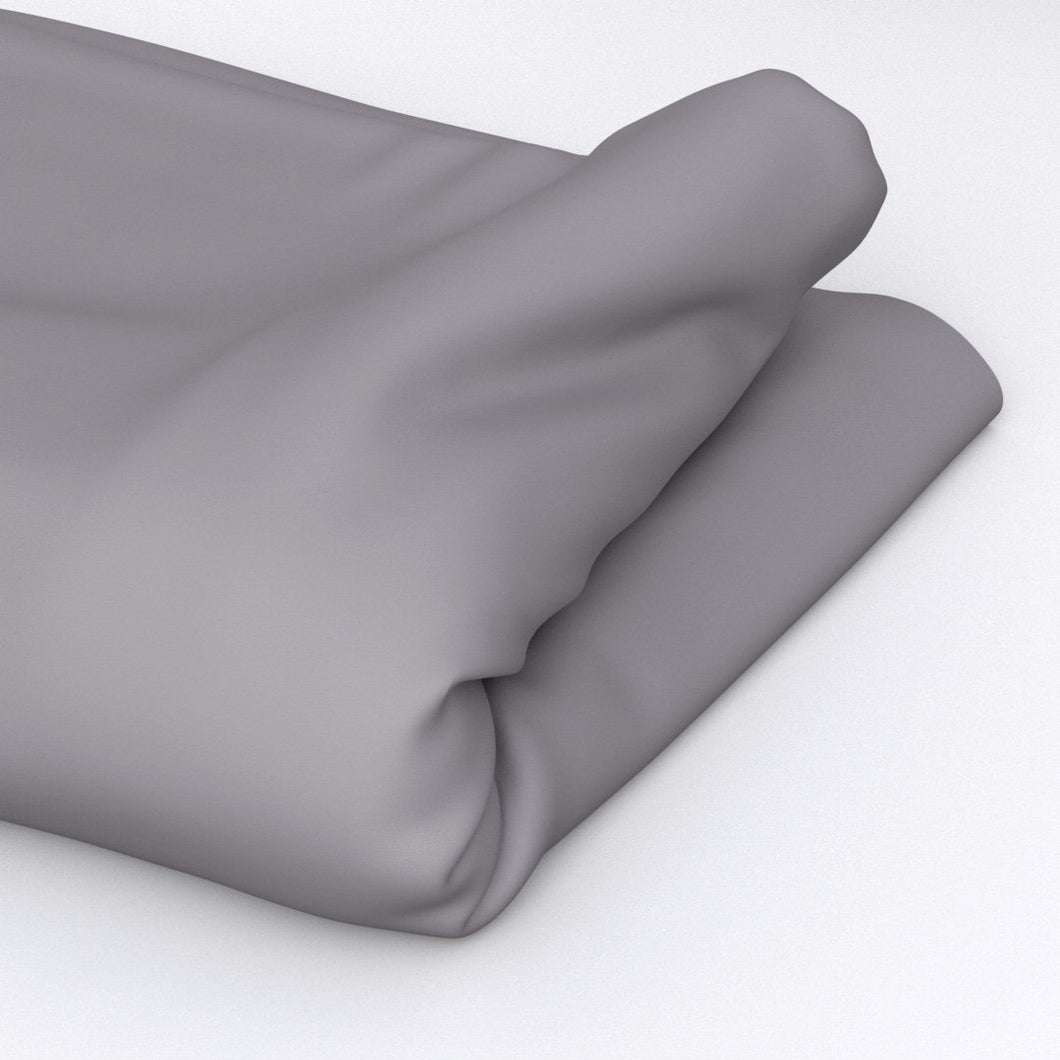 Light Grey Fitted Sheet