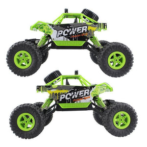 Shoptmize Remote Control Vehicle Rock Crawler™ Monster Truck  Off-Road  Remote Control Vehicle