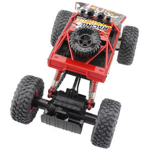Load image into Gallery viewer, Shoptmize Remote Control Vehicle Rock Crawler™ Monster Truck  Off-Road  Remote Control Vehicle