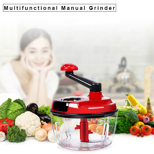 Multifunctional Manual Grinder