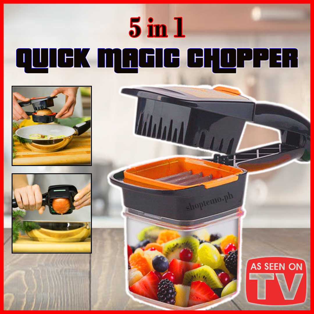 5 in 1 Quick Magic Chopper